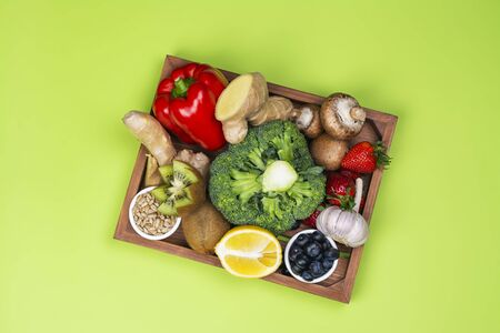 Immunity boosters food