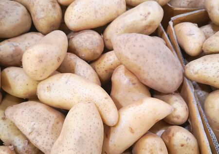 potato in box