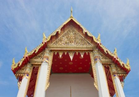 revere: The Attractive Thai buddhism Architecture