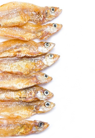 Small fried fish  photo