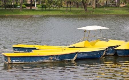 rowboats: Rowboats on Lake