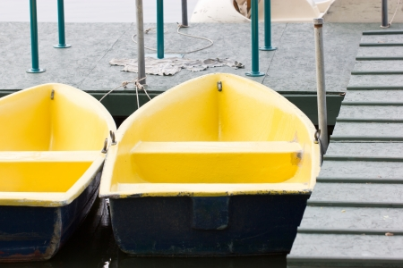 rowboats: Rowboats on Lake.