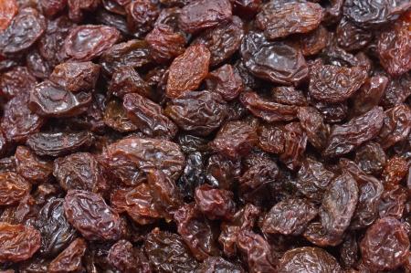 raw gold: Black Raisins.