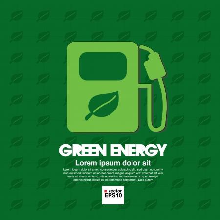 Green energy concept vector   Vector
