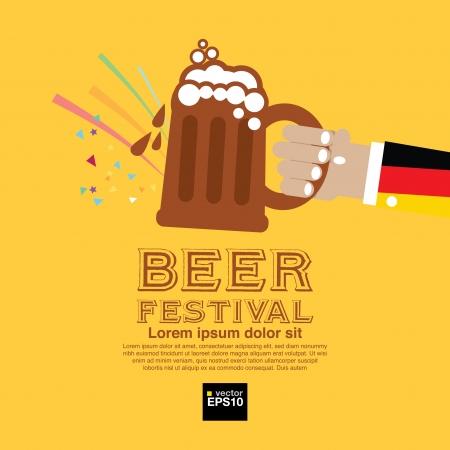 german beer: Beer Festival