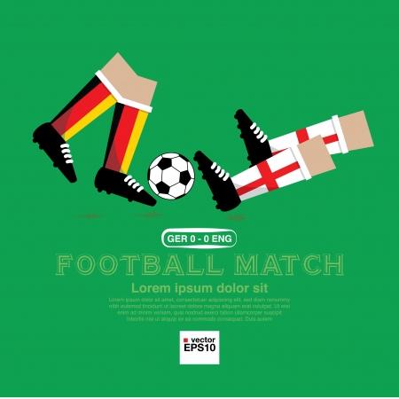 football match: Partita di calcio