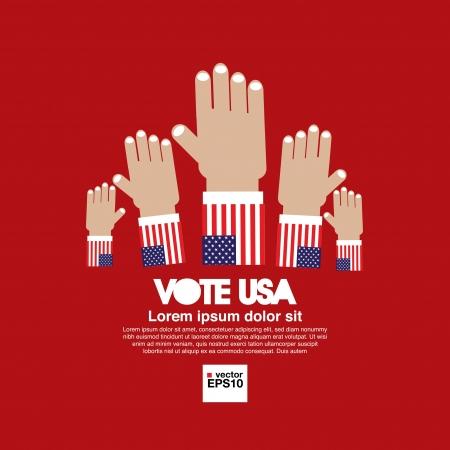 successful campaign: Vote for election