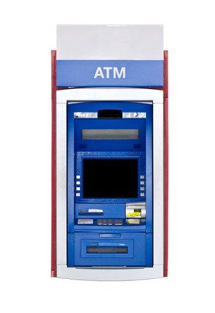 automatic teller machine: Cajero