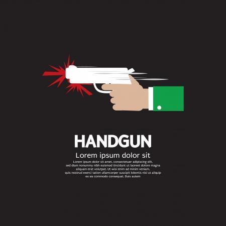 caliber: Hand Holding A Gun