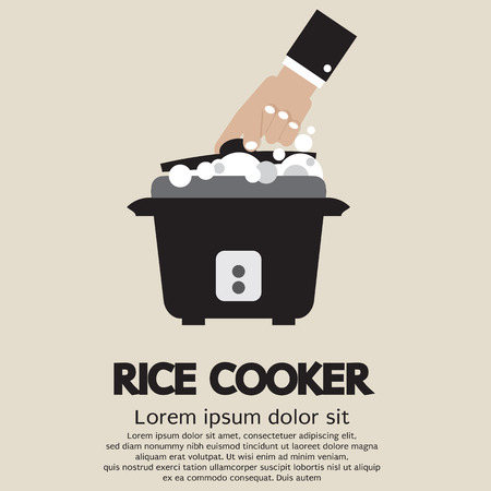 cooker: Rice Cooker