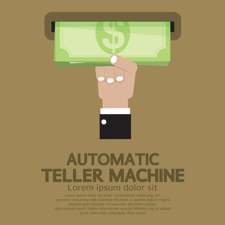automatic machine: Automatic Teller Machine