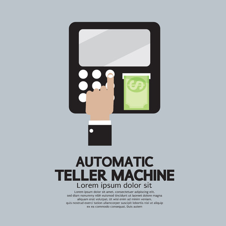 automatic teller machine bank: Automatic Teller Machine