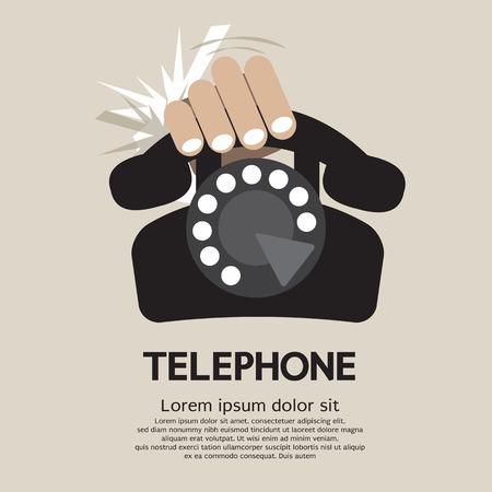 vintage telephone: Vintage Telephone