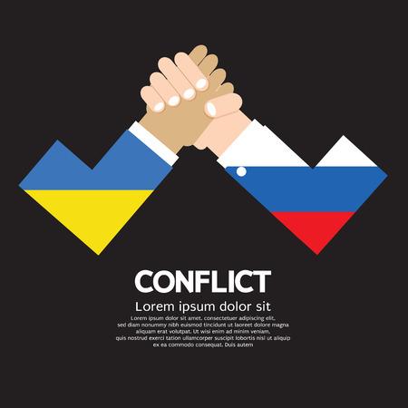 Ukraine VS Russia Arm-Wrestle