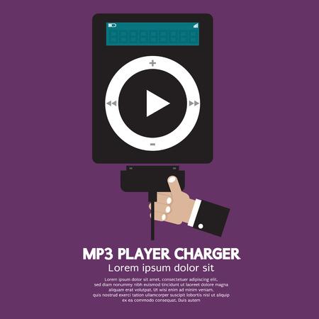 장 전기: MP3 플레이어 충전기