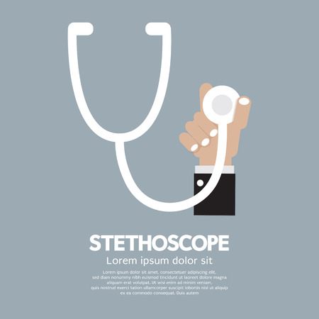 Stethoscope Vector Illustration Vector