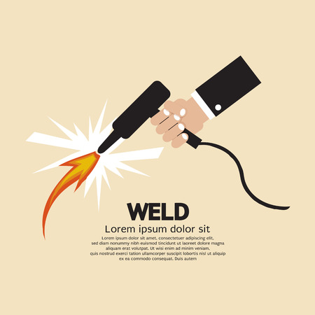 Weld Vector Illustration Vector