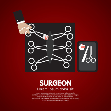 operate: Surgeon Operate On Patient Sign
