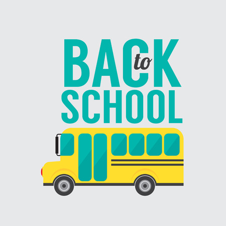 schoolbus: Back to School Illustration Illustration