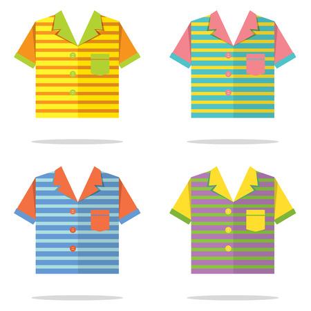 for men: Shirts For Men Illustration