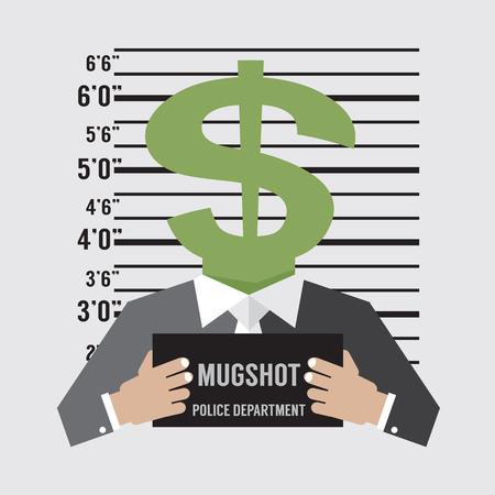 Business Litigation Concept Vector Illustration Illustration