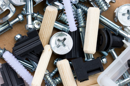 cleat: Various Screw Bolt And Cleat
