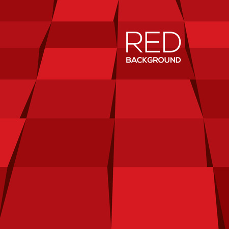 graphic background: Red Graphic Background Illustration