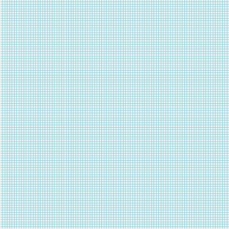 White Blueprint Pattern Texture Background Vector Illustration Illustration