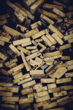 Wooden planks Фото со стока