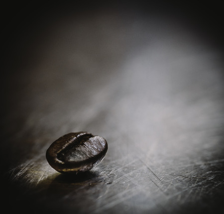 Isolated coffee seed