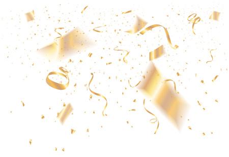 2016, abstract, background, birthday, blur, bokeh, bright, card, carnival, celebration, christmas, confetti, copy, decoration, design, digital, fall, festive, flying, fun, gift, gold, graphic, greeting, happy, holiday, illustration, invitation, levitation