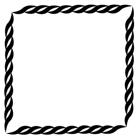 simple background: Tattoo frame