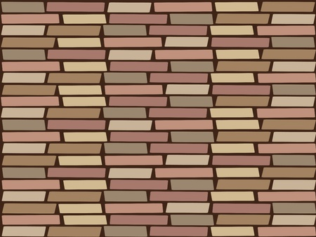 blotch: brickwall wallpaper