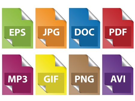 png: document icons