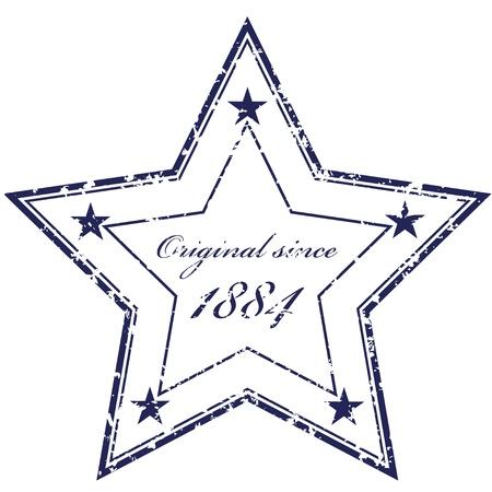 Vector grunge stamp Vector
