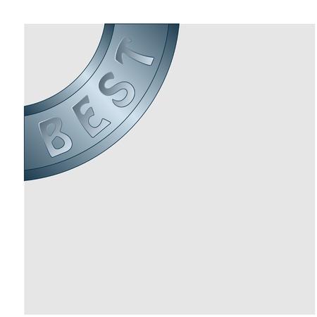 Vector best sign Stock Vector - 11486153