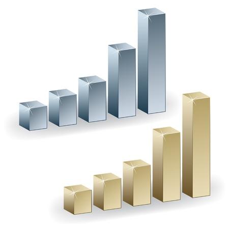 dimensions: 3d metallic graphs