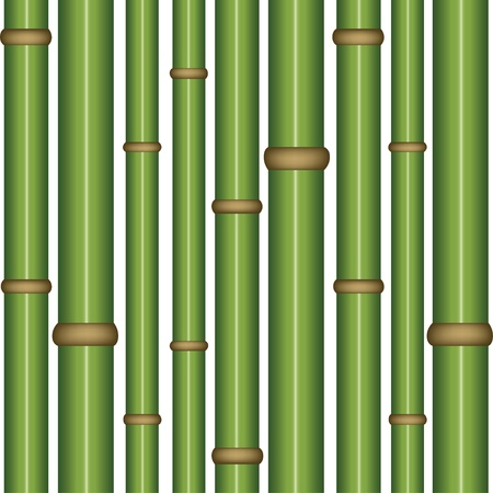 bamboo seamless wallpaper Vector