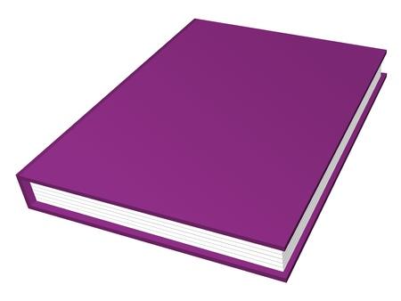 vector boek