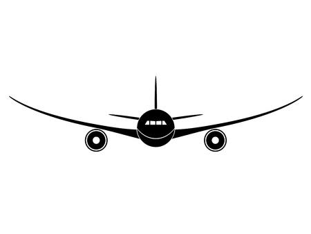 vector de las aeronaves