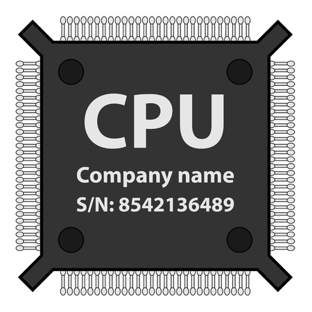 vector CPU chip Vector