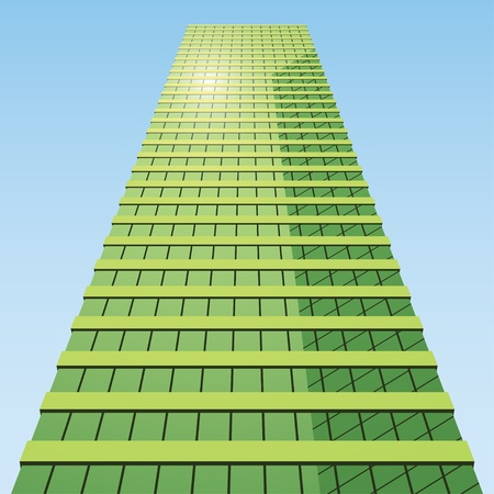 vector business building Vector