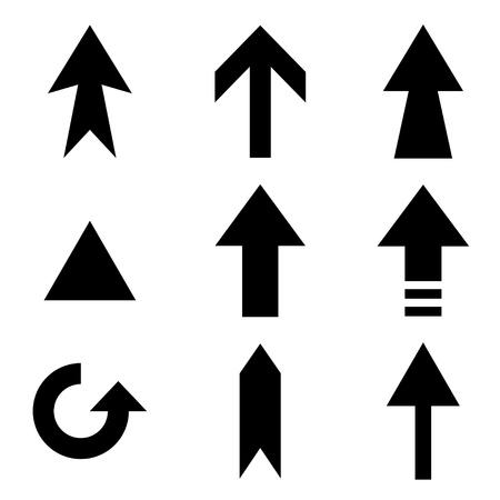vector arrows collection Vector