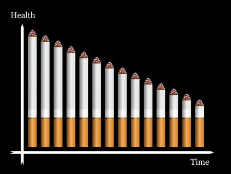 smoldering: grafico vettoriale da sigarette