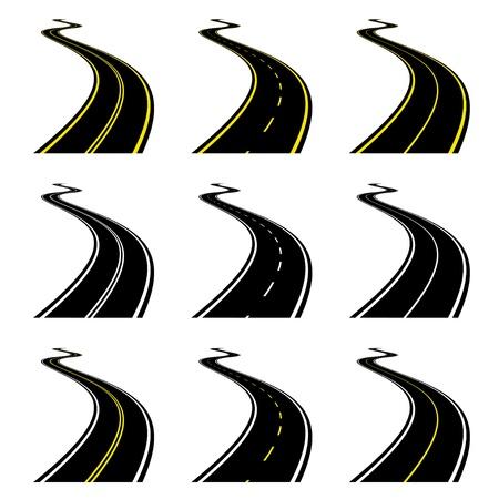tarmac: vector roads