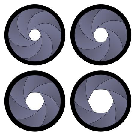 serrande: vettore di posa aperture