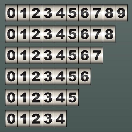 vector counters Vector