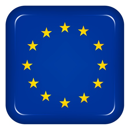 eu: Vector EU flag