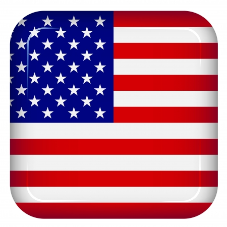 Vector USA flag Stock Vector - 11504761
