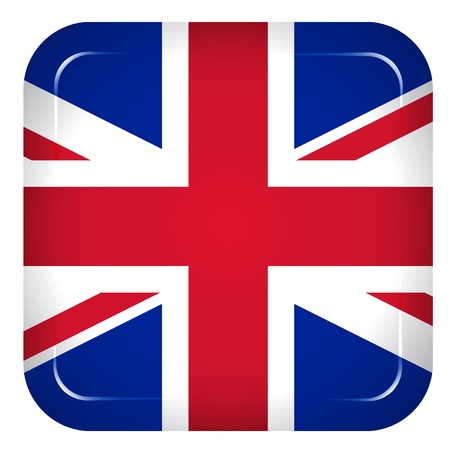 united kingdom: Vector united kingdom flag